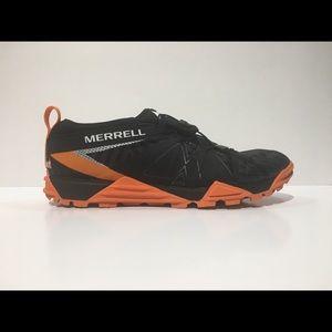MERRELL Men's AVALAUNCH TOUGH MUDDER Trail Shoes